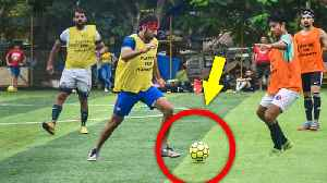 Ranbir Kapoor And Team Playing Football | All Star FC Team | Bollywood News [Video]