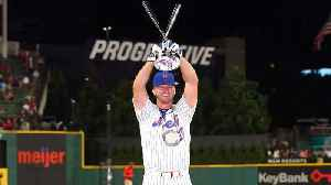 News video: Mets Rookie Pete Alonso Wins 2019 Home Run Derby