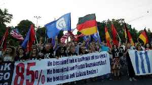 Albanian opposition resume protest to oust PM [Video]