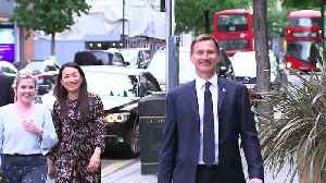 Jeremy Hunt: I will turn leadership contest into an upset [Video]