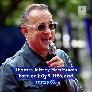 Happy Birthday, Tom Hanks! [Video]