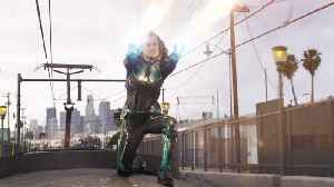 How they shot that epic train fight scene in Captain Marvel —Supporting Players [Video]