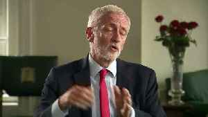 News video: Jeremy Corbyn confirms Labour is backing second Brexit vote