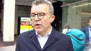 News video: Tom Watson: Labour will campaign to remain within the EU