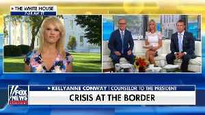Ocasio-Cortez Blasts Kellyanne Conway Over Calling Her Spat With Pelosi A 'Catfight' [Video]