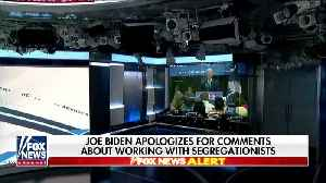 Joe Biden apologizes for segregationist comments [Video]