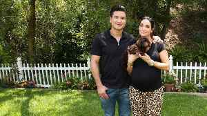 Courtney And Mario Lopez Introduce Newborn On Instagram [Video]