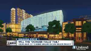 I-TEAM: Five years later, $150 million Wonder Falls project is just a dream [Video]