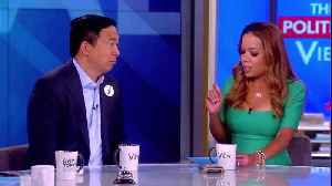 Andrew Yang Talks Policies and Free Marriage Counseling on The View [Video]