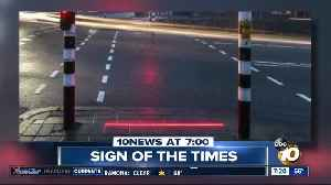 Traffic lights in the ground for cell phone addicts? [Video]
