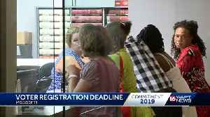 Primary election rapidly approaching [Video]