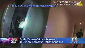 DA: San Jose Police Acted Lawfully In Fatal Shooting Of Man With Axe [Video]