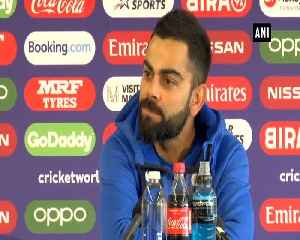 Whoever handles pressure better will come out on top says Virat Kohli ahead of semis [Video]