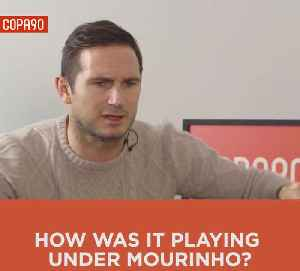 Frank Lampard Returns to Chelsea [Video]