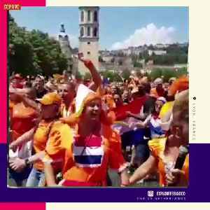 News video: All the best fan moments from today's FIFA Women's World Cup final