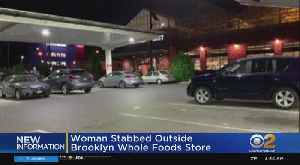 Woman Stabbed Outside Brooklyn Whole Foods Store [Video]