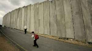 Israel's illegal separation wall 'imprisons' Palestinians [Video]