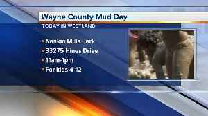 Wayne County Mud Day in Westland [Video]
