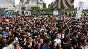 Protesters firm as HK says extradition bill 'dead' [Video]