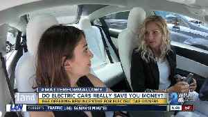 New incentives for electric car owners [Video]