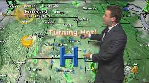 Finally! A Dry Day For Colorado [Video]