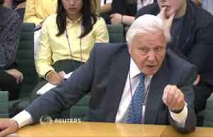 News video: Attenborough warns of 'social unrest' due to climate change