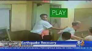 Recovery Efforts Continue In Ridgecrest After Earthquakes [Video]