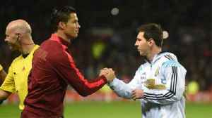 This Is How Ronaldo Reacted To Being Told Messi Is A Better Player Than Him [Video]