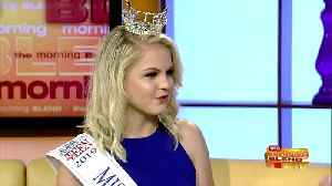 Meet the New Miss Wisconsin Outstanding Teen [Video]
