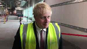 Boris Johnson stresses importance of UK-US relationship [Video]