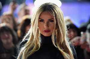 Katie Price discovers her rotten 'I'm A Celeb' rucksack [Video]