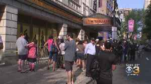 'Hamilton' Musical Tickets In High Demand As They Go On Sale In Philadelphia [Video]