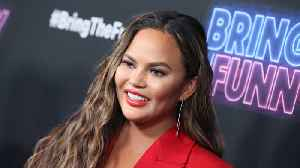 Chrissy Teigen accidentally tweets entire episode of new show [Video]
