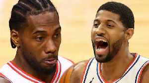 Kawhi Leonard & Paul George BANNED From LA Coffee Shop For Signing With Clippers Over Lakers! [Video]