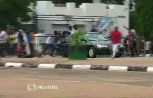 Nigerian parliament on lockdown after clash with Shi'ite group [Video]