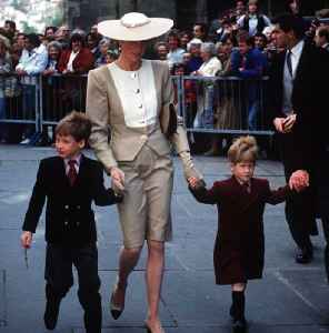 Prince William and Prince Harry are JUST LIKE their mother Diana [Video]