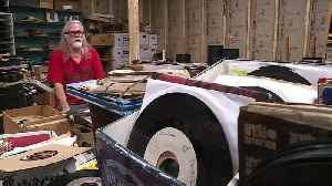 Deaf Man in Virginia Has Collected More Than Half a Million Records [Video]