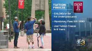 Some Temple University Students Getting Break On Tuition [Video]