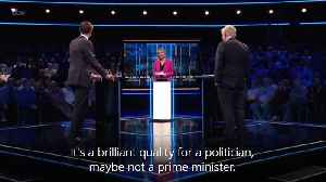 Hunt v Johnson: What do the Tory leadership candidates admire about each other? [Video]