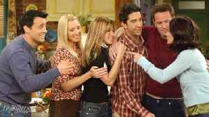 News video: 'Friends' Moving From Netflix to HBO Max | THR News