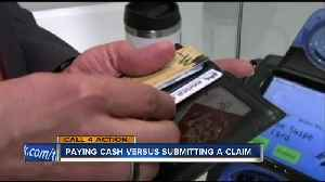 Call 4 Action: Paying cash versus submitting a claim [Video]