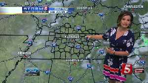 Bree's Evening Forecast: Tues., July 9, 2019 [Video]