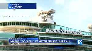 Indiana toddler dies after falling from 11th floor of cruise ship [Video]