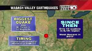 Earthquakes in the Wabash Valley [Video]
