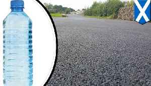 Using waste plastic to build roads [Video]