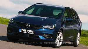 The new Opel Atra Highlights [Video]