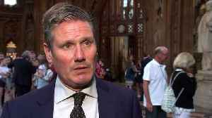 Keir Starmer: Labour isn't institutionally anti-Semitic [Video]