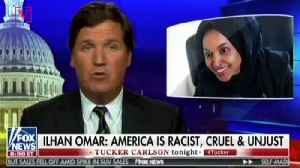 Tucker Carlson Says Ilhan Omar is 'Living Proof' Our Immigration System 'Has Become Dangerous To This Country' [Video]