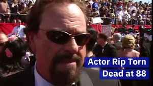 Actor Rip Torn Dead at 88 [Video]