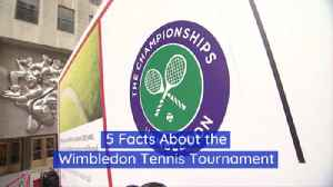 The History Of Wimbledon [Video]